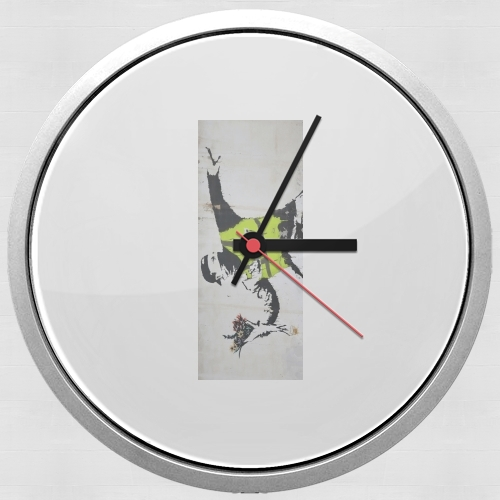 horloge Bansky Yellow Vests