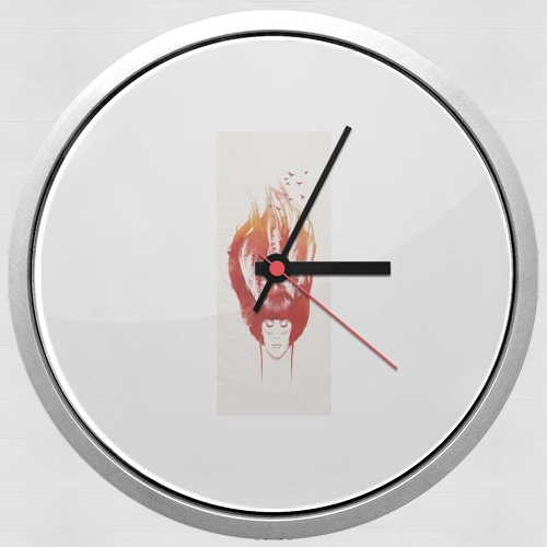 horloge Burning Forest
