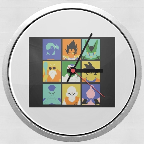 horloge Dragon pop