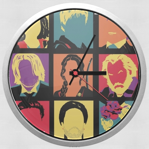 horloge Hunger pop