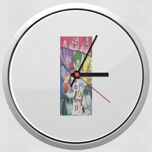 horloge Kuroko no basket Generation of miracles