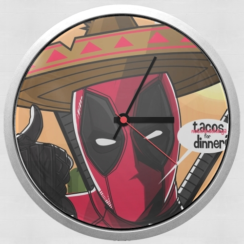 horloge Mexican Deadpool