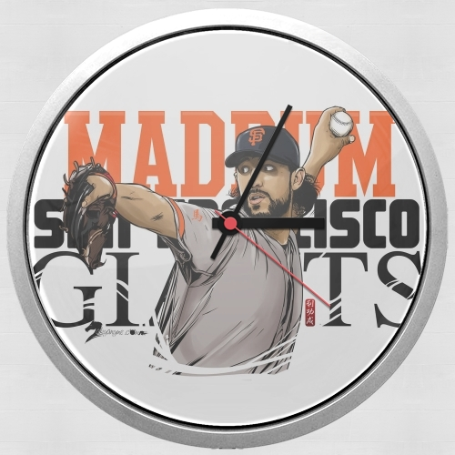 horloge MLB Stars: Madison Bumgarner - Giants San Francisco