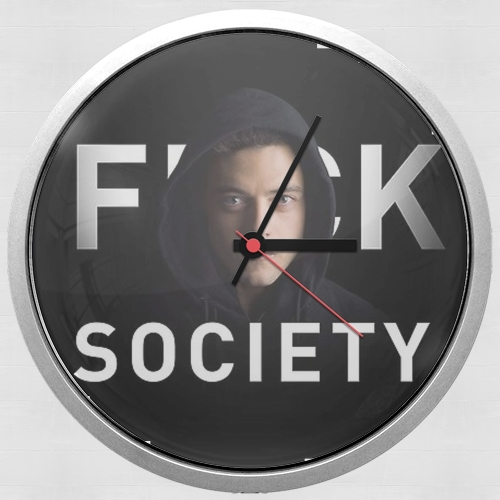 horloge Mr Robot Fuck Society