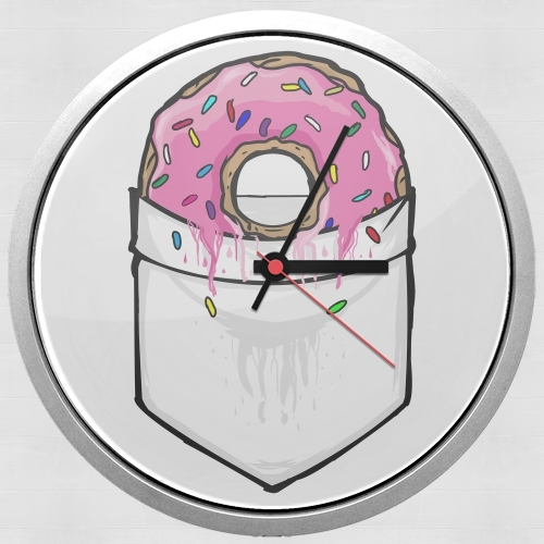 horloge Pocket Collection: Donut Springfield
