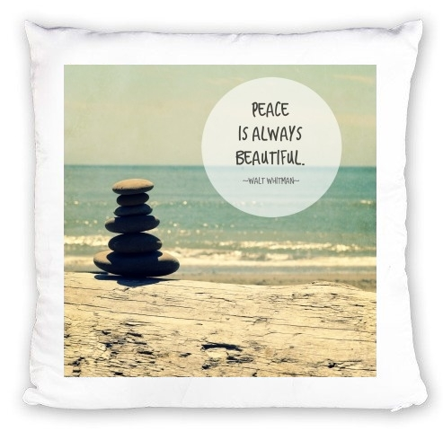 Coussin Beautiful Peace