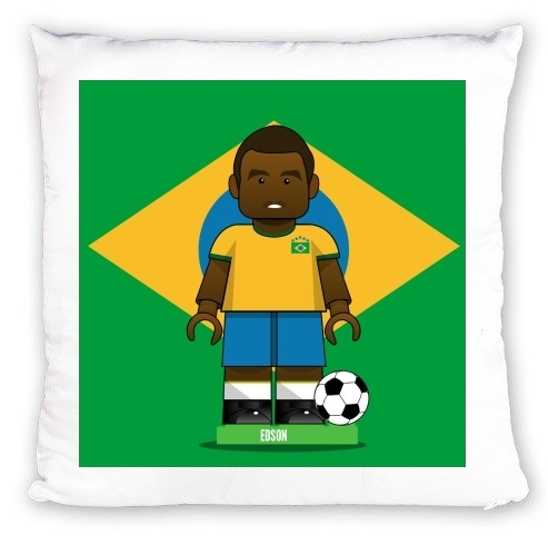 Coussin Bricks Collection: Brasil Edson