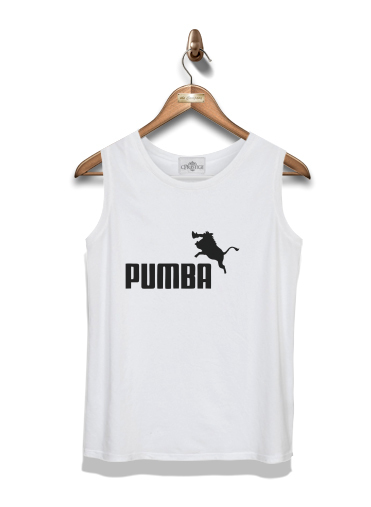 T shirt Puma Or Pumba Lifestyle homme