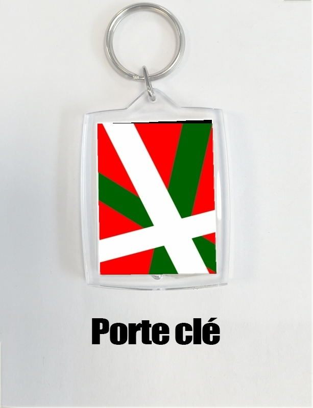 porte clé Basque