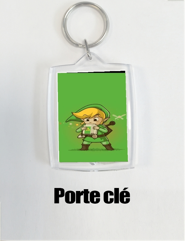 porte clé Cartridge of time