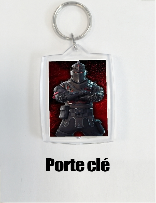 porte clé Chevalier Noir Fortnite