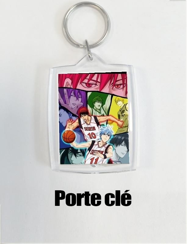 porte clé Kuroko no basket Generation of miracles