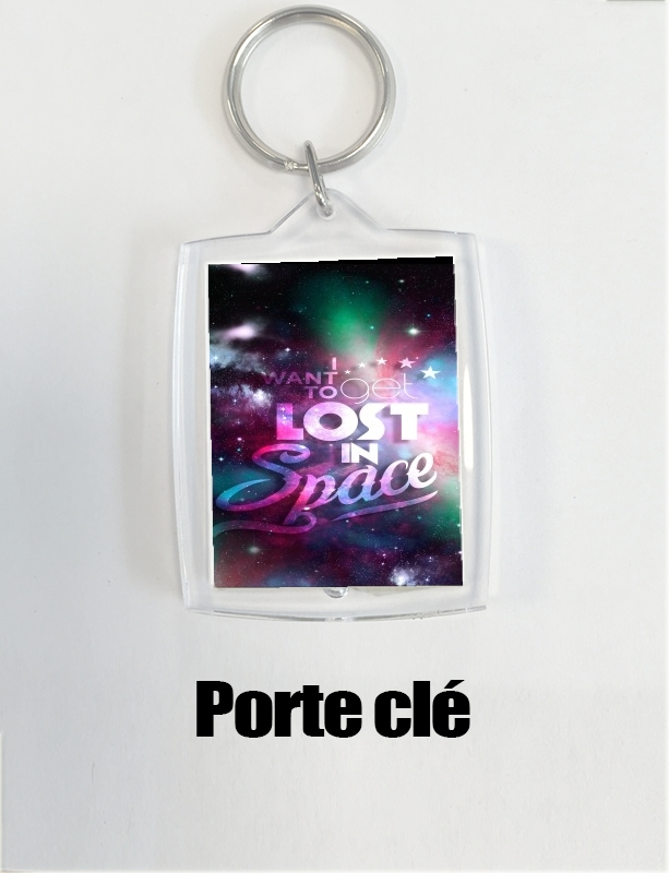 porte clé Lost in space