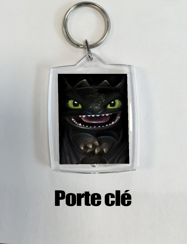 porte clé Night fury