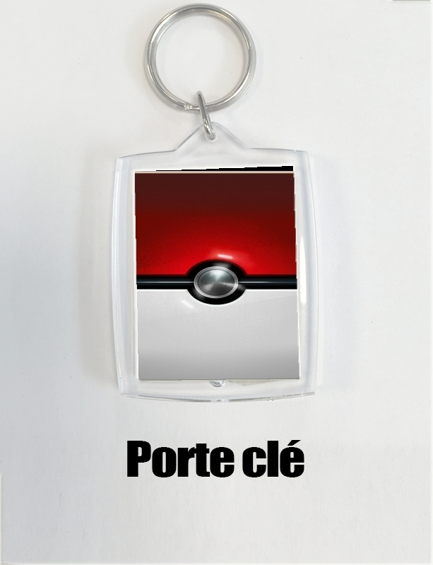 porte clé PokeBall