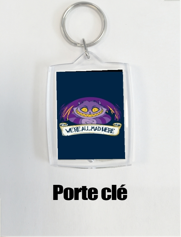Porte We're all mad here