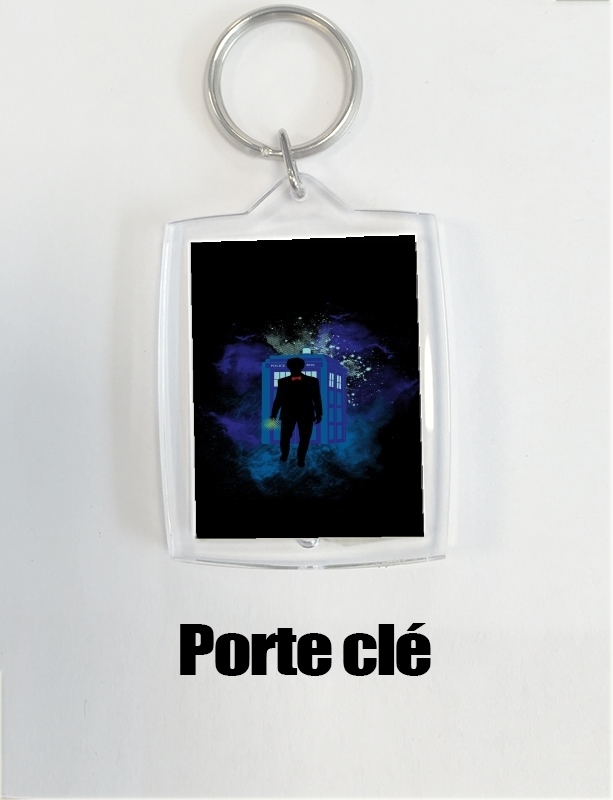 porte clé Who Space