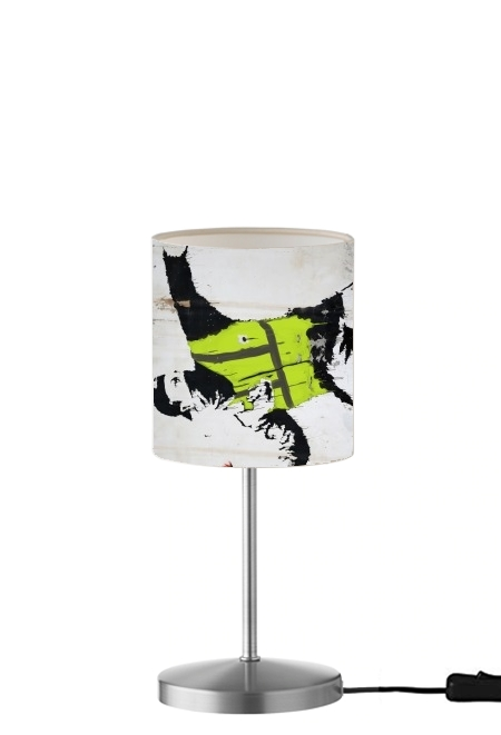 lampe Bansky Yellow Vests