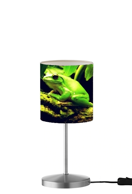 lampe Green Frog