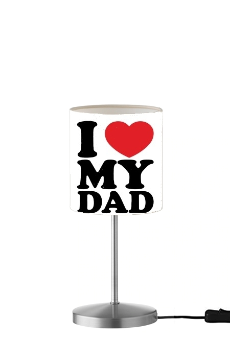 lampe I love my DAD