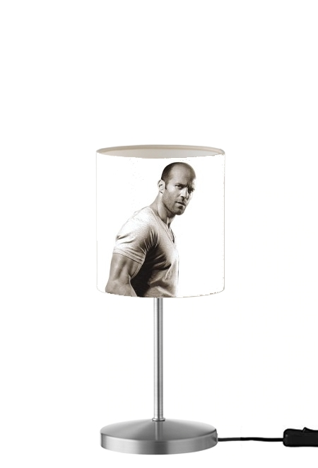 lampe Jason statham Strong is my name