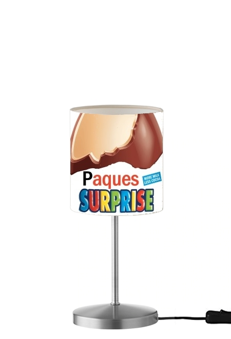 lampe Joyeuses Paques Inspired by Kinder Surprise