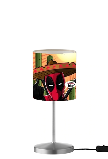 lampe Mexican Deadpool