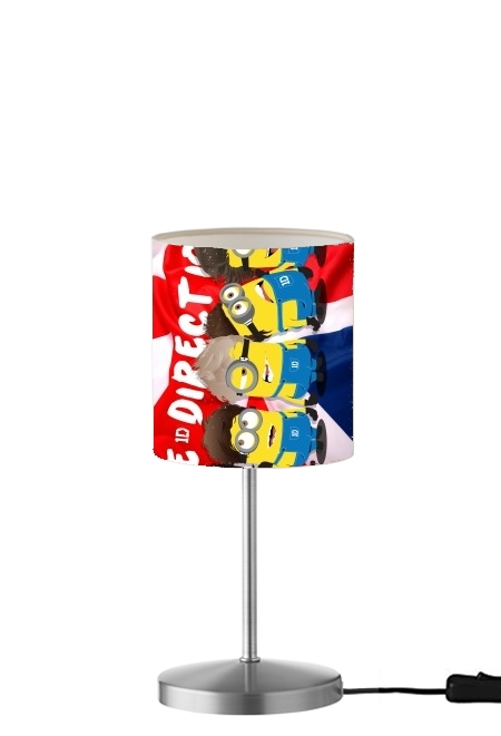 lampe Minions mashup One Direction 1D