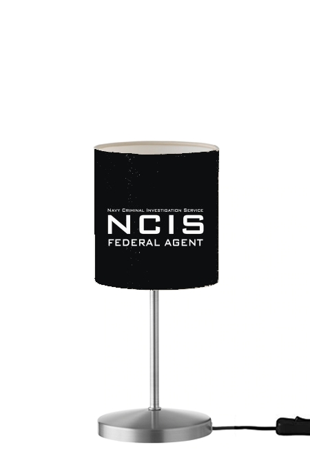 lampe NCIS federal Agent