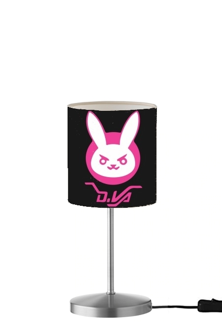 lampe Overwatch D.Va Bunny Tribute Lapin Rose