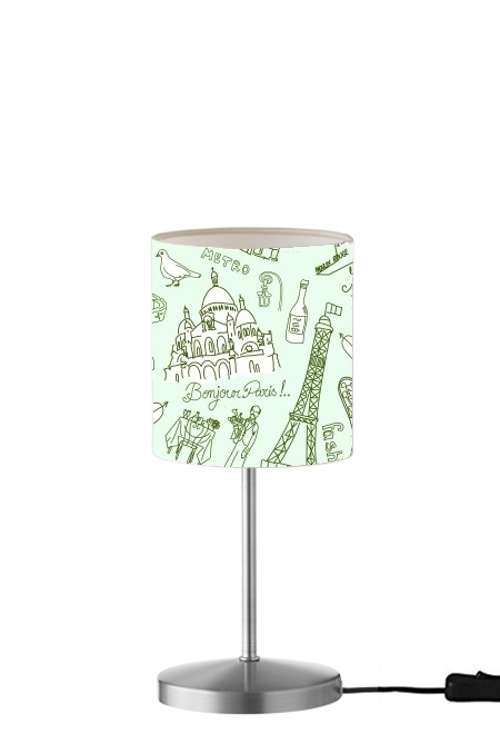 lampe Monuments de Paris