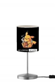 lampe Pikachu Coffee Addict