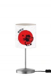 lampe Red Sun Young Monkey