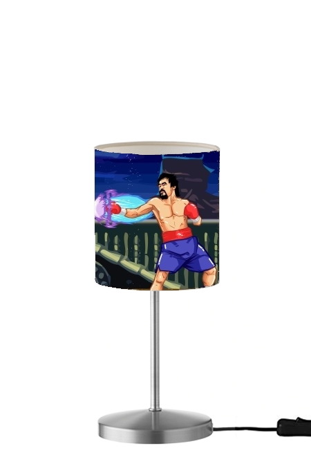 lampe Street Pacman Fighter Pacquiao