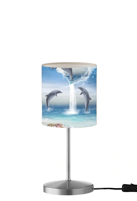 lampe The Heart Of The Dolphins