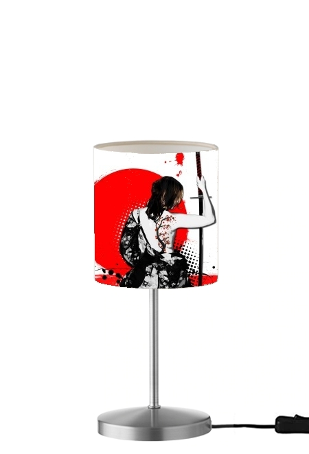 lampe Trash Polka - Female Samurai