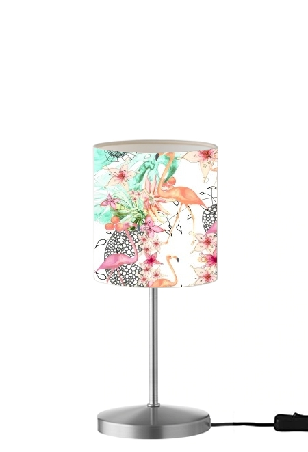 lampe TROPICAL FFLAMINGO