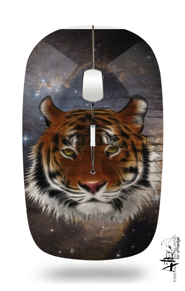 Souris Abstract Tiger