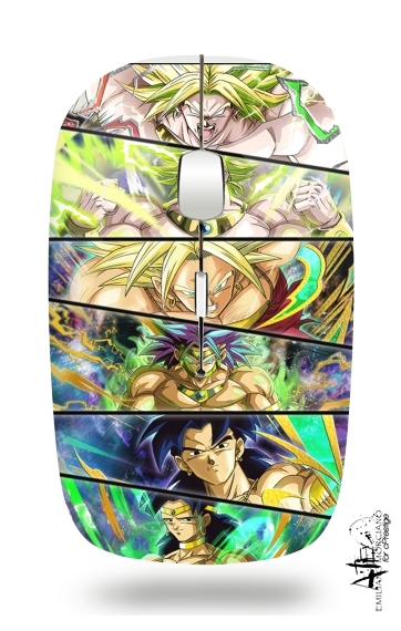 Broly Evolution