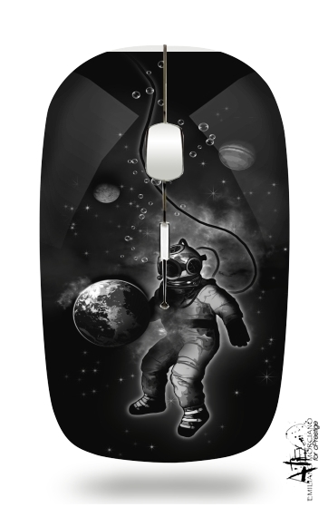 souris sans fil Deep Sea Space Diver