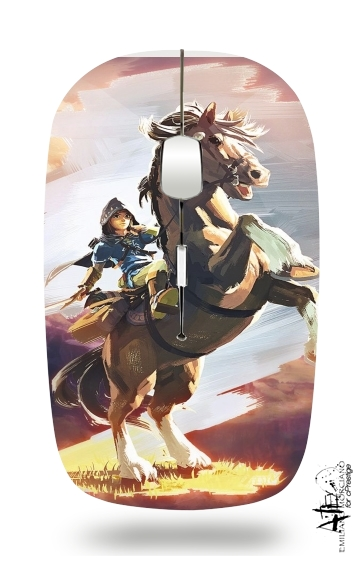 souris sans fil Epona Horse with Link