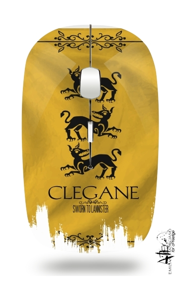 souris sans fil Flag House Clegane
