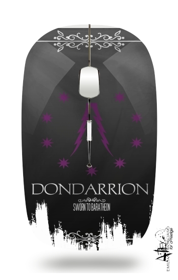 souris sans fil Flag House Dondarrion