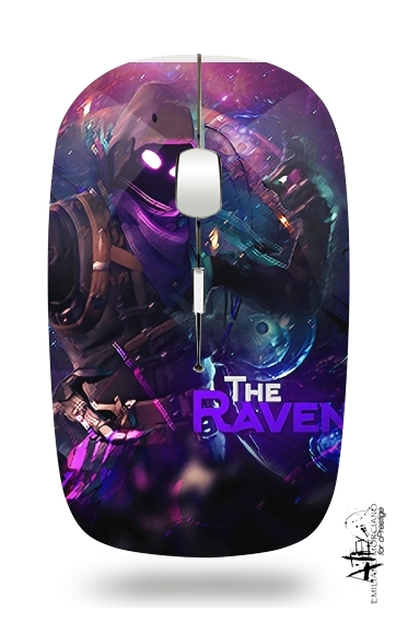 souris sans fil Fortnite The Raven