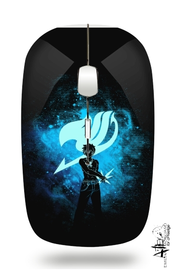 souris sans fil Grey Fullbuster - Fairy Tail