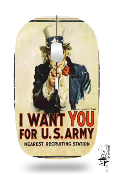 Souris I Want You For US Army