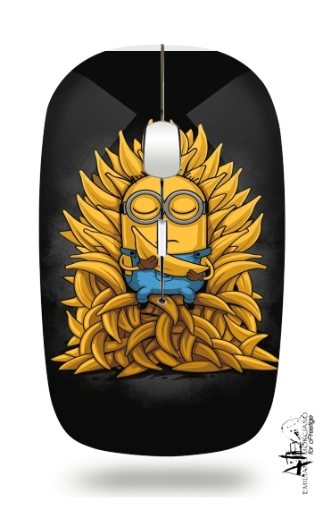 souris sans fil Minion Throne