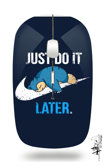 Nike Parody Just do it Late X Ronflex