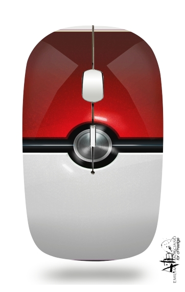 souris sans fil PokeBall