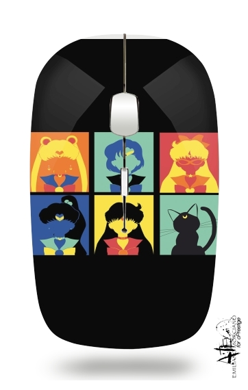 souris sans fil Sailor pop